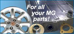 Mg Parts | Classic Car Mgf Midget MGB Roadster Part Rover